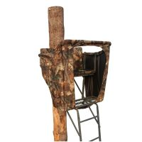 TREE LODGE PLUS - 2 person stand with Blind