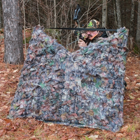 DELUXE UMBRELLA & GROUND BLIND